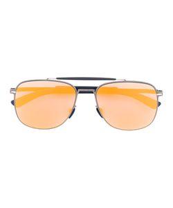 Mykita   Square Frame Sunglasses Mens Metal Other