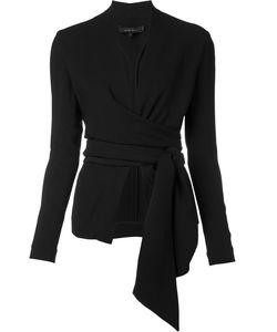 Urban Zen   Wrap Blazer Womens Size Small Viscose/Spandex/Elastane
