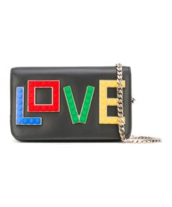 Les Petits Joueurs | Love Crossbody Bag Womens Leather