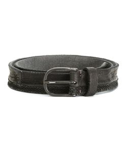 Transit | Slim Belt Mens Size Medium Leather