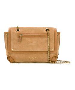 Jérôme Dreyfuss | Benji Crossbody Bag Womens Nubuck Leather