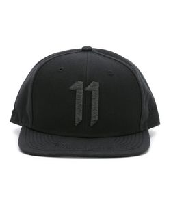 11 By Boris Bidjan Saberi | Embroide Logo Baseball Cap Polyester