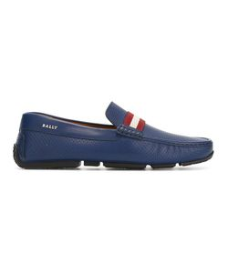 Bally | Pearce-Fo Loafers Mens Size 5 Leather/Rubber