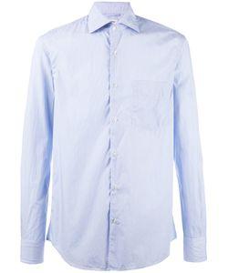 Aspesi | Striped Shirt Mens Size 38 Cotton