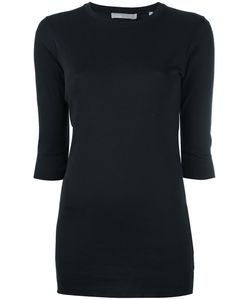 Vince | Three-Quarters Sleeve T-Shirt Womens Size Small Cotton