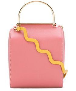 Roksanda | Waves Crossbody Bag Womens Calf Leather/Polyamide/Polyurethane