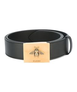 Gucci | Bee Buckle Belt Mens Size 90 Leather