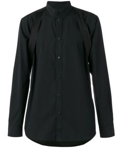 Givenchy | Harness Detail Shirt Mens Size 40 Cotton