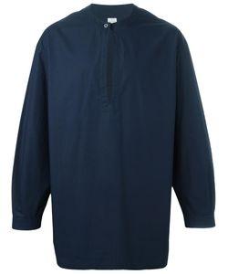 E. Tautz | Henley Shirt Mens Size Small Cotton