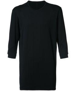 Devoa | Three-Quarter Sleeve T-Shirt Mens Size 5 Cotton