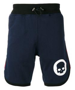 Hydrogen | Skull Print Shorts Mens Size Xl Cotton