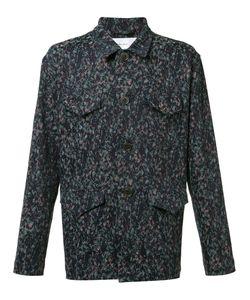 Julien David | Gobelin Jacket Mens Size Large Cotton/Polyurethane