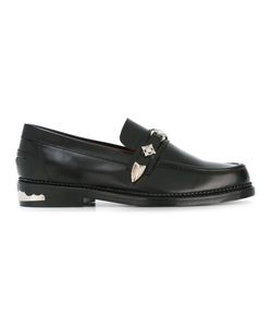 Toga | Embellished Loafers Mens Size 45 Leather