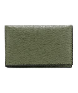 Valextra | Card Holder Wallet Womens Leather