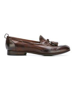 Silvano Sassetti   Tassel Loafers Mens Size 7.5 Leather/Rubber