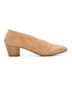 Marsèll | Almond Toe Pumps Womens Size 37.5 Leather/Suede