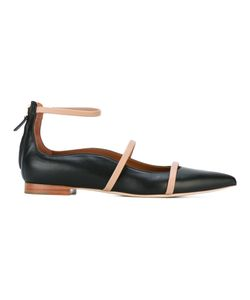 Malone Souliers | Robyn Ballerinas Womens Size 37 Calf Leather/Leather