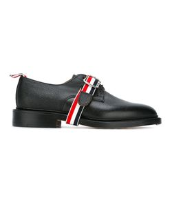 Thom Browne | Strap Detail Derby Shoes Mens Size 9 Leather