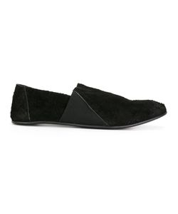 The Last Conspiracy | Contrast Panel Loafers Mens Size 41 Horse
