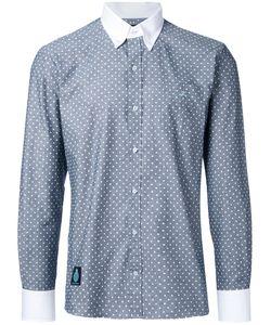 Guild Prime | Dots Print Shirt Mens Size 2 Cotton