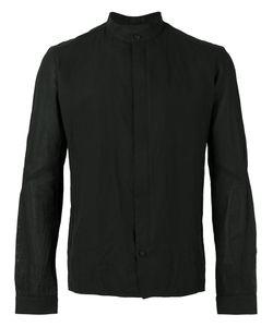 Devoa | Slim-Fit Shirt Mens Size 4 Japanese Paper/Cotton
