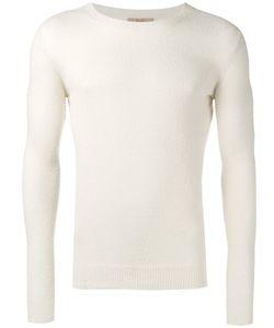 Nuur | Crew Neck Jumper Mens Size 48 Cotton/Nylon