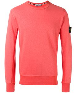 Stone Island | Crew-Neck Sweatshirt Mens Size Small Cotton