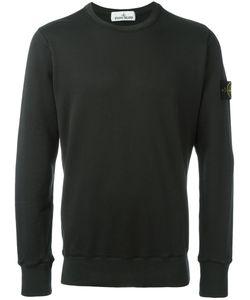 Stone Island   Crew-Neck Sweatshirt Mens Size Large Cotton