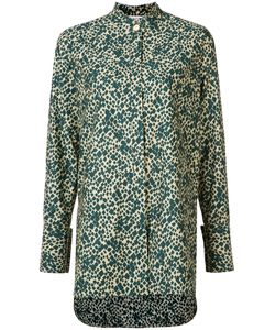 Sonia Rykiel | Tux Shirt Womens Size 34 Cotton