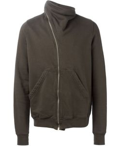 Rick Owens DRKSHDW | Zipped Cardigan Mens Size Large Cotton