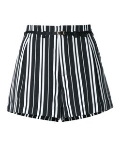 Guild Prime | Striped Shorts Womens Size 36 Polyester