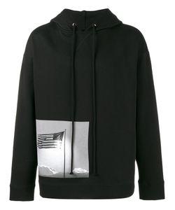 Raf Simons | American Flag Hoodie Mens Size Medium Cotton