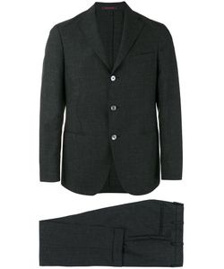 The Gigi | Two Piece Suit Mens Size 54 Acetate/Viscose/Virgin Wool/Mohair
