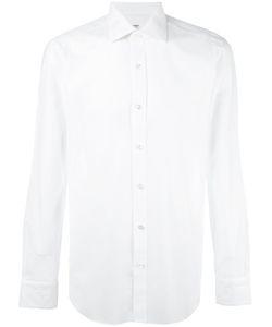 Barba | Classic Plain Shirt Mens Size 40 Cotton