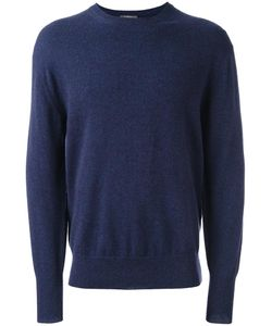N.Peal | The Oxford Pullover Mens Size Large Cashmere