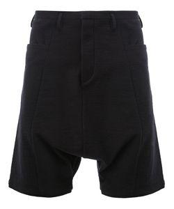 Label Under Construction | Drop-Crotch Shorts Mens Size 44 Cotton