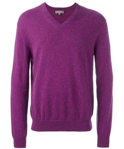 N.Peal | The Burlington V-Neck Pullover Mens Size Medium Cashmere
