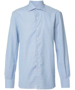 Isaia | Classic Shirt Mens Size 16 1/2 Cotton