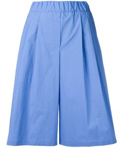 Odeeh | Pleated Shorts Womens Size 40 Cotton