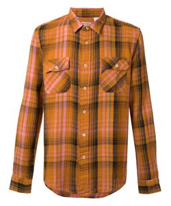 Levi's Vintage Clothing | Flap Pockets Plaid Shirt Mens Size Xl