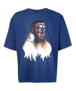 Y / Project   Monk Mural T-Shirt Adult Unisex Size Medium