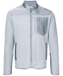 Kent & Curwen | Contrat Panel Zip Cardigan Mens Size Large
