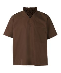 Craig Green | Short-Sleeve Pocket Shirt Mens Size Large Cotton/Nylon/Polyester