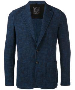 Tonello   Textu Suit Jacket Mens Size Medium Cotton/Polyamide/Spandex/Elastane