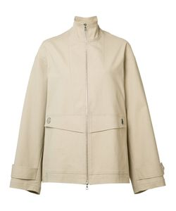 Adam Lippes | Oversized Anorak Jacket Womens Size Medium Cotton