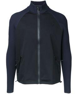 Kent & Curwen | Contrast Panel Zip Cardigan Mens Size Xl