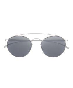Mykita   Round Frame Sunglasses Adult Unisex Stainless Steel