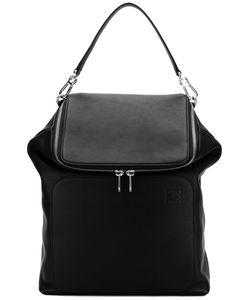 Loewe   Top Zip Backpack Leather