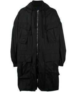 Juun.J | Cargo Pocket Parka Mens Size 38 Cotton/Nylon