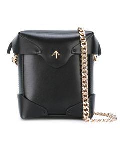 Manu Atelier | Micro Pristine Crossbody Bag Womens Leather